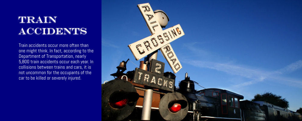 Train Accidents Attorney